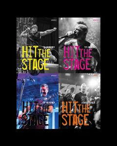 RANTANPLAN 'Hit the Stage' Buch