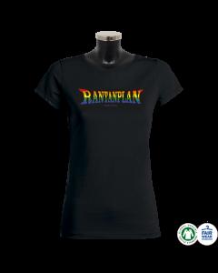 RANTANPLAN 'Rainbow Logo' Girlie