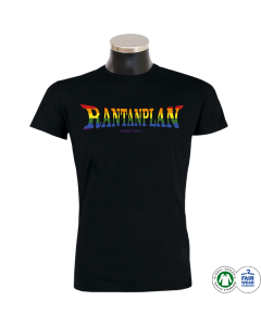 RANTANPLAN 'Rainbow Logo' T-Shirt