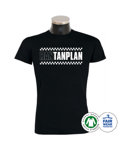 RANTANPLAN 'Ska schwarz' T-Shirt