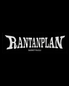RANTANPLAN 'Logo' 3er Sticker-Set