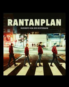RANTANPLAN 'Rudeboys von der Reeperbahn' EP CD